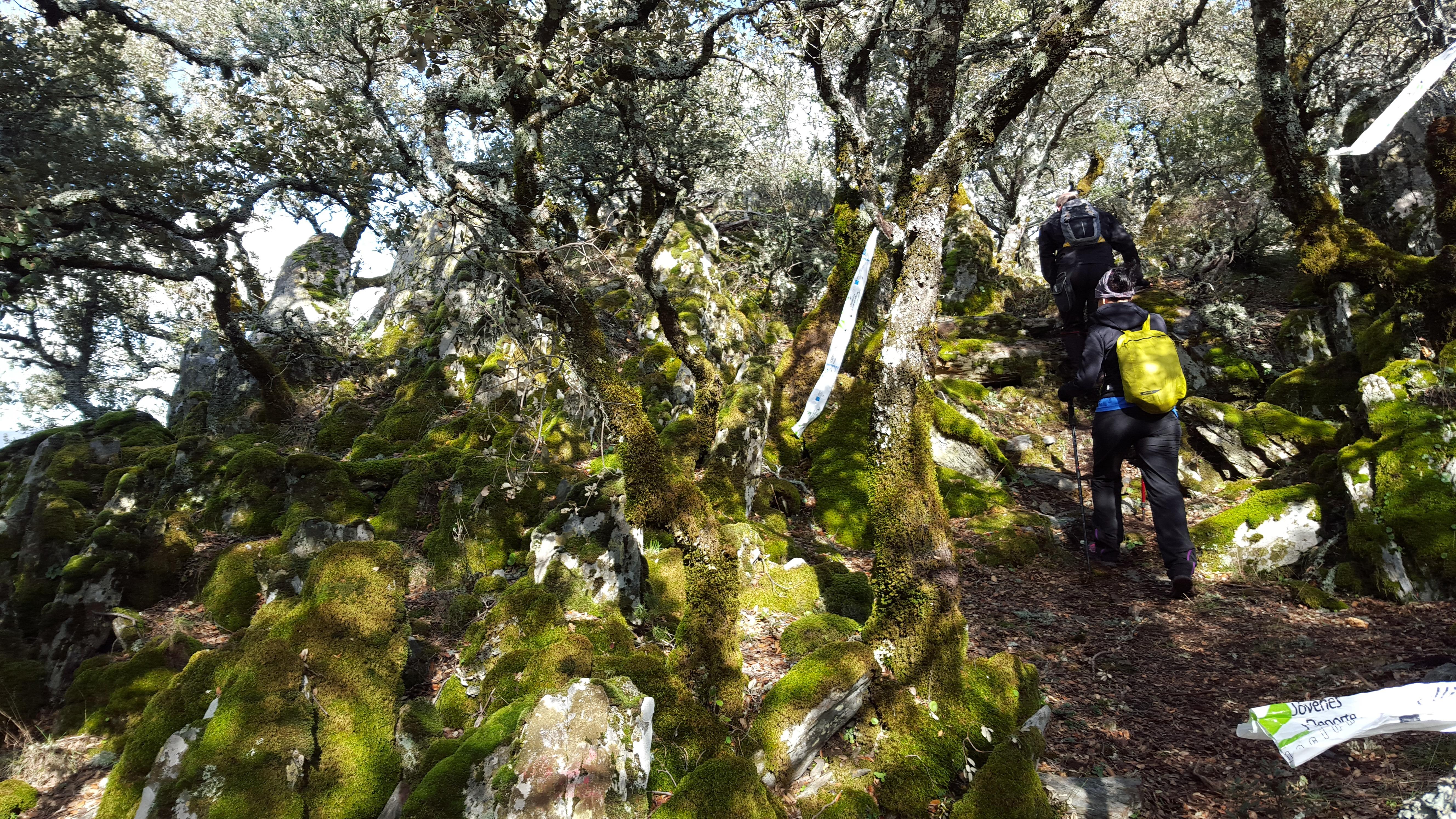 senderismo casa rural en Extremadura