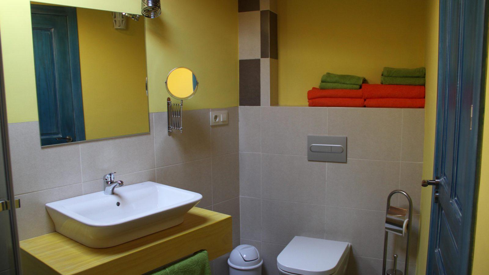 baño planta arriba